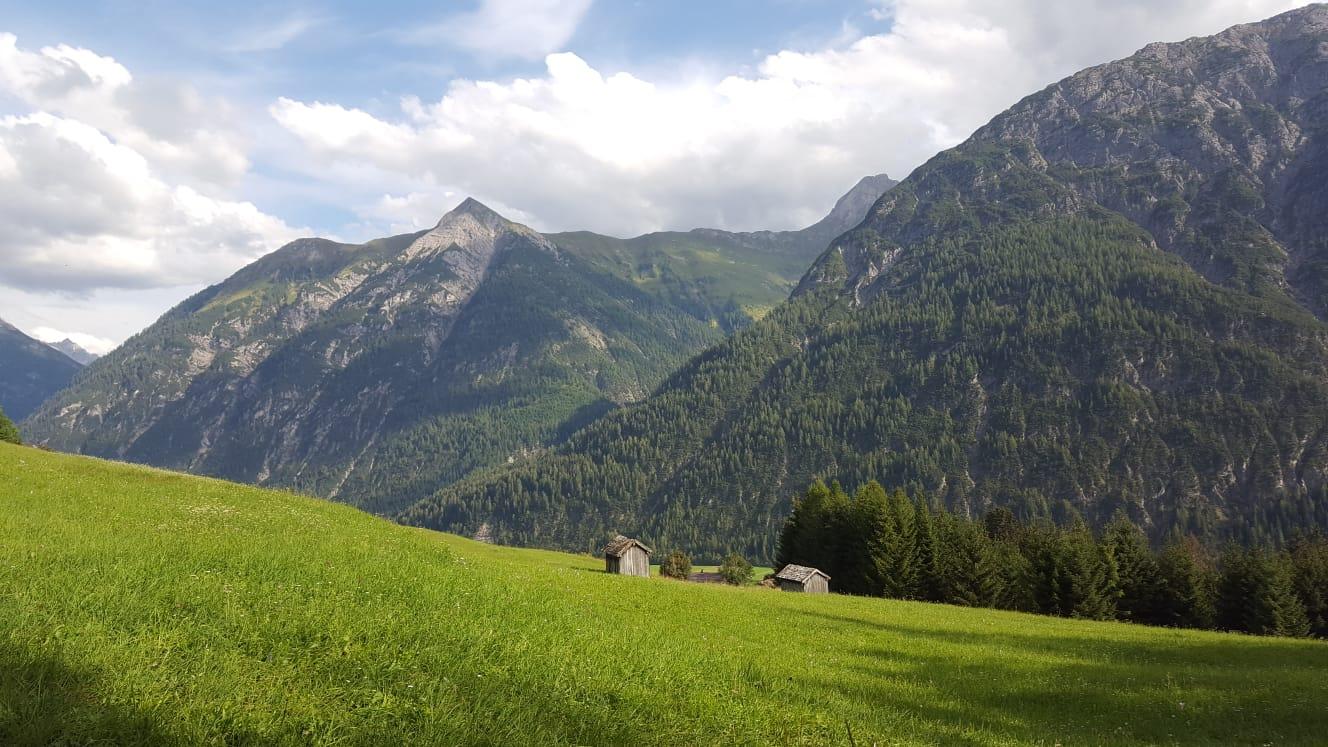 Alpenüberquerung am E5, Tag 1